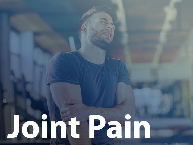 joint pain relief rock island illinois