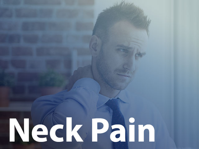 neck pain in the quad cities