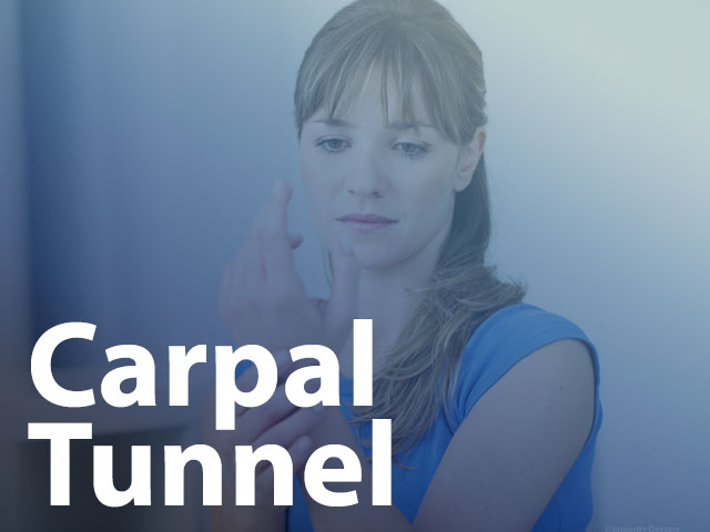 carpal tunnel pain moline il